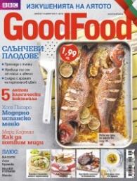 BBC GoodFood; Бр.69 / август 2012