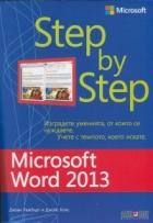 Microsoft Word 2013. Step by Step