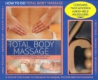Massage: contains two wooden hand - held massagers