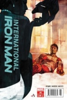 Marvel#5: International Ironman