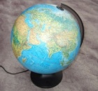 Глобус Elite Globe 30 см светещ физически